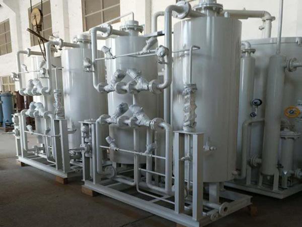 氨分解与纯化装置
